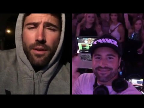 Brody Jenner Newest Snapchat Video