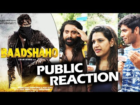 Ajay Devgn के Baadshaho Look पर जनता हो गयी फ़िदा