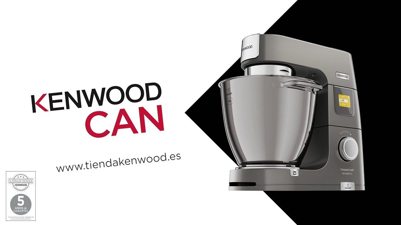 Robots de Cocina | Kenwood