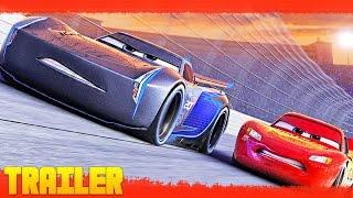 Cars 3 (2017) Disney Nuevo Tráiler Oficial #2 Español