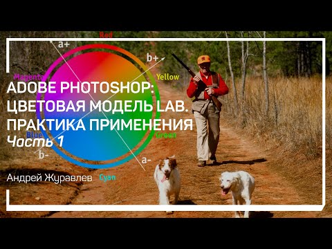 Мифы и страшилки про Lab. Adobe Photoshop: цветовая модель Lab. Практика применения. Андрей Журавлев