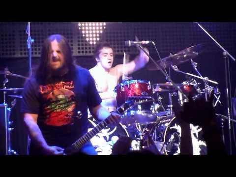 Sepultura - Dead Embryonic Cells @ Yost Theater, Santa Ana, CA, USA 4-10-2012