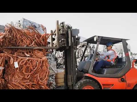 Scrap Metal Recycling | Baltimore, MD – Mid-Atlantic Metals Inc.
