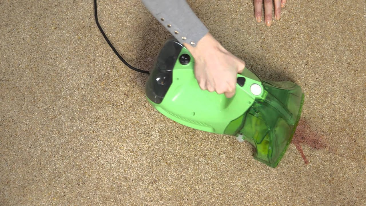 maxi vac handheld carpet and upholstery washer - Hand Held Carpet Cleaner