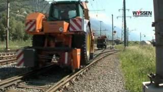 1A.TV - Wyssen Strassenunterhalt AG, Susten (Jubiläumsfilm)