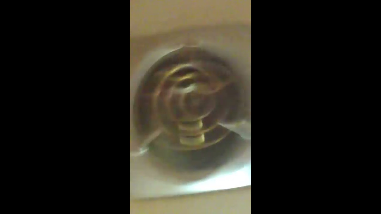 1950s Nutone Exhaust Fan Youtube