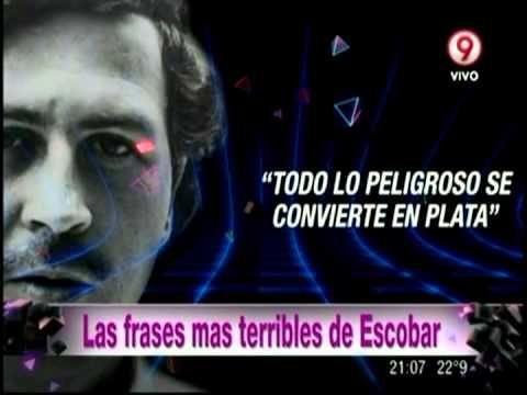 Las Diez Frases Más Terribles De Pablo Escobar