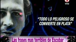 Video Las diez frases más terribles de Pablo Escobar download MP3, 3GP, MP4, WEBM, AVI, FLV Juli 2018