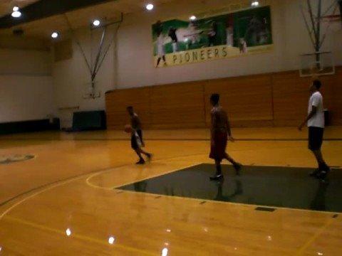 WOSC Basketball #1