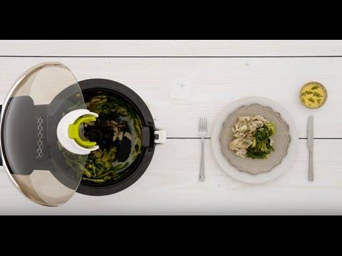 Fish with Vegetables Recipe -وصفة السمك بالخضار thumbnail