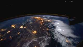 HD EARTH ISS SPACE STATION DREAMSCENE