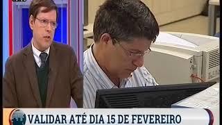 TVI 24 - Validação de faturas