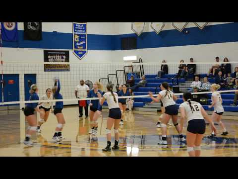 2017-09-23- Women's Volleyball Rochester Community and Technical College