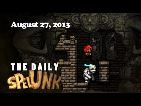 Truncation of exploration - The Daily Spelunk (8-27-13)