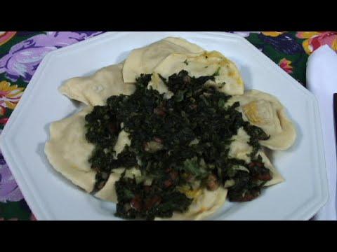Ravioli di zuca com gorgonzola – Chef Vitor Lotufo