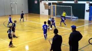 Eastern Pike County Soccer Boys U9 vs Washingtonville Greenwood Lake Tournament 2014