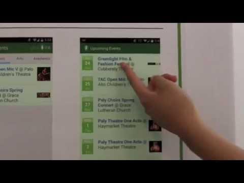 Palo Alto Apps Challege 2014: Click PA