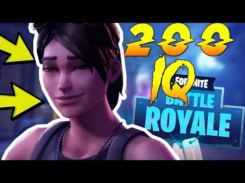 Best Fortnite '200 IQ' PLAYS and PREDICTIONS