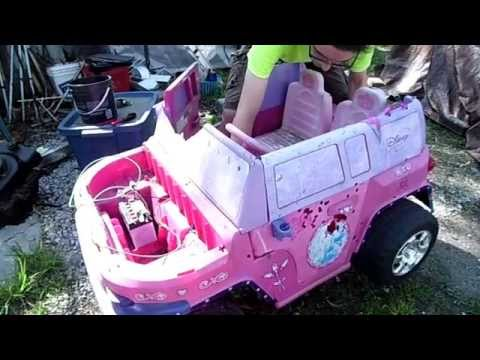 How To Change The Battery On A Power Wheels Car from YouTube · Duration:  6 minutes 55 seconds