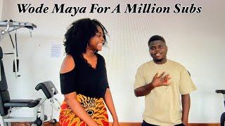 Wode Maya Shares What Youtube Has Done For Him  Stella Shanelly