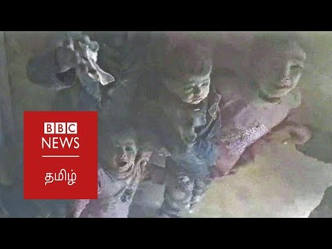 UN condemns Syrian attack on beseiged  Eastern Ghouta : BBC Tamil News