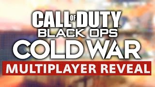 Call Of Duty: BLACK OPS COLD WAR Multijugador Gameplay World Reveal - AlphaSniper97