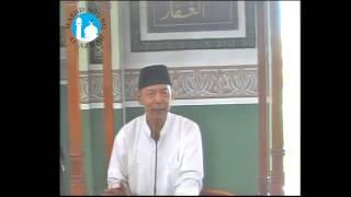 Taushiyah Zuhur H. Syamsir Kamaluddin - 08 Desember 2016