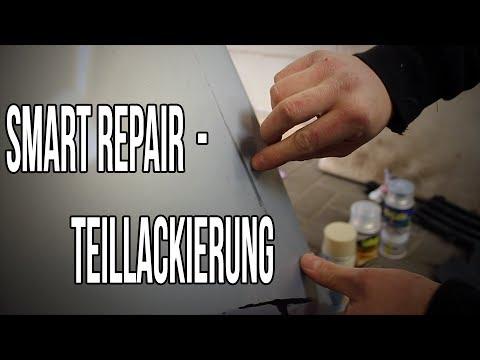 How to: Smart Repair / Teillackierung – Fiat Stilo [German/Deutsch]