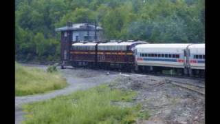 Railfest 09 - Best Train Ride Ever: Sliding Down the East Slope; Part 5