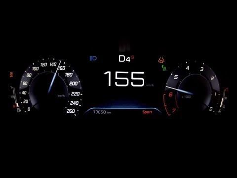 Peugeot 508 1,6 PureTech 180 PS | Acceleration 0-150Km/h