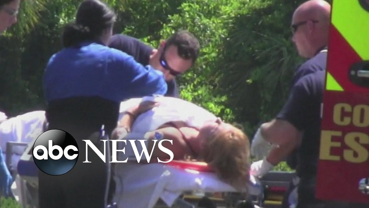 Woman attacked by alligator while swimming in Florida lake l ABC NEWS