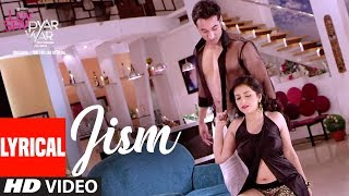JISM  Lyrical Video Song | Luv Shv Pyar Vyar | GAK and Dolly Chawla