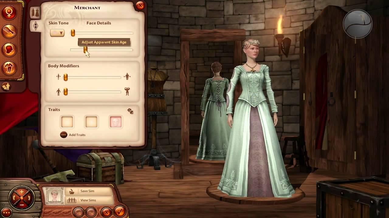 Videoan 225 Lise The Sims Medieval Pc Baixaki Jogos