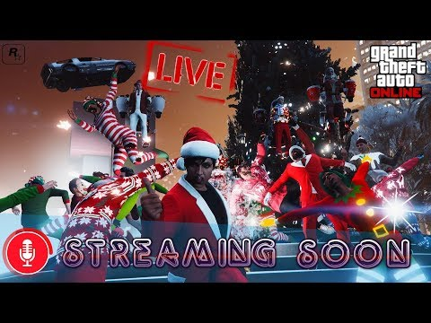 Grand Theft Auto V 🎲 #78 - Last Stream of the Year Maybe? Merry Christmas Everyone! 🎲 PC thumbnail