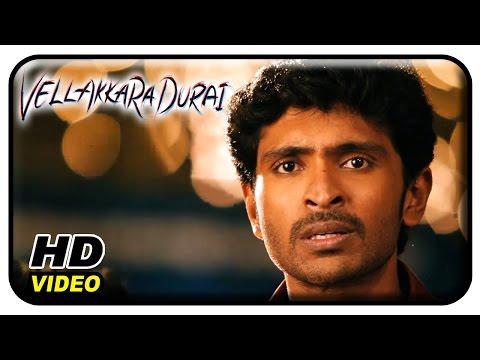 Vellaikaara Durai Movie Scenes | Vikram Prabhu dances to Dhinka Chika song | Sri Divya | John Vijay