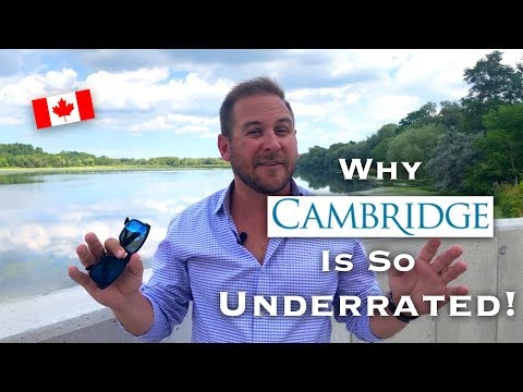Moving To Cambridge Ontario 🇨🇦