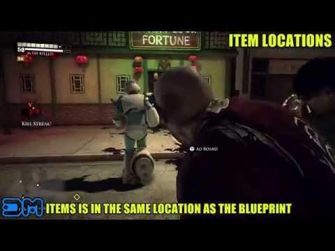 Dead Rising 3 - JACK IN THE BOX - Blueprint Location w/... | Doovi