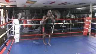 MMA Workout - Combat Finisher Minute Drill