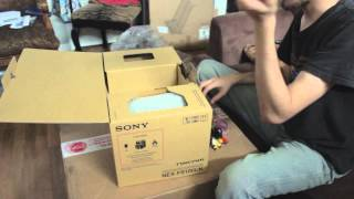 Full Sail Technology Package Unboxing Part 1