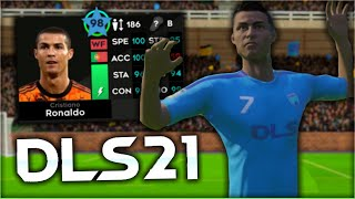 STRONGEST TEAM IN DLS 21 | Dream League Soccer 2021 Multiplayer Gameplay | Maxima Cup screenshot 4