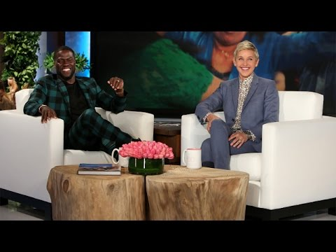 Kevin Hart Gets Sentimental and Talks Skinny-Dipping