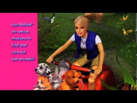 Barbie: Pet Rescue / Pet Patrol (2000)