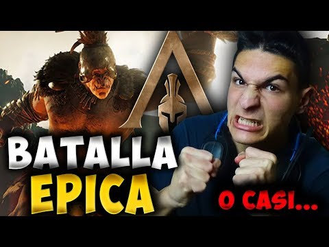RAFITI VS CICLOPE CABREADO!! - Assassin's Creed Odyssey - RAFITI thumbnail