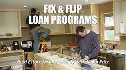 The Fix and Flip Loan Products for the Investors