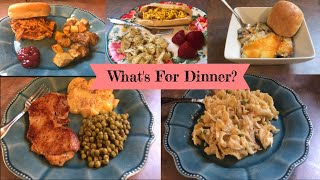 What's for Dinner?| Family Meal Ideas| #2