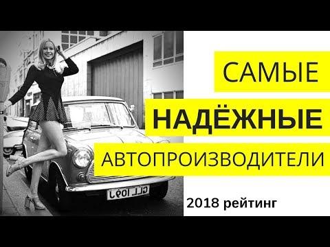 Авто в США и Канаде: САМЫЕ надежные авто и бренды (2018)