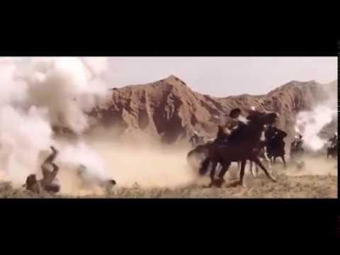 Курманжан Датка  2014   Разгром русскими войсками киргизских повстанцевБатальные сцены в кино177