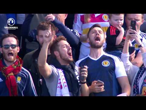 Flower of Scotland – Scotland v England