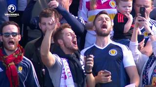 Flower of Scotland | Scotland v England