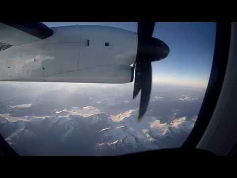 Prince George (YXS) to Vancouver (YVR) - Full Flight (Taxi, Takeoff, Landing)